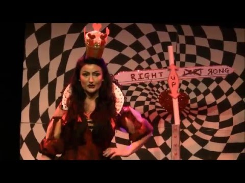 Alice in Wonderland  Other Miss W Adult Pantomime Part 1