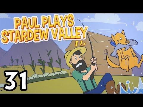 Stardew Valley - E31 - Silver Saber! (Gameplay Playthrough 1080p)