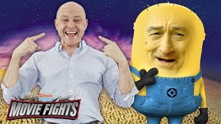 Cast A Live Action Minions Movie (w/ Rob Corddry!)   MOVIE FIGHTS!!