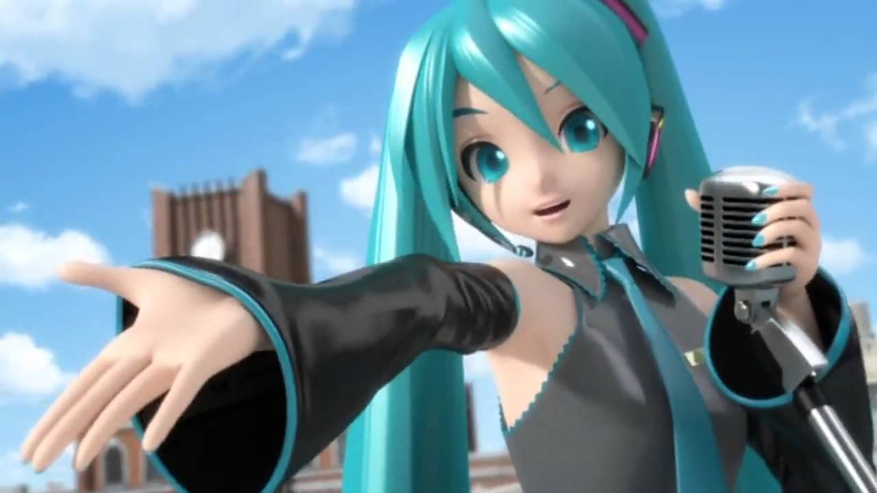 Hatsune miku project diva 2nd opening full hd youtube - Hatsune miku project diva ...