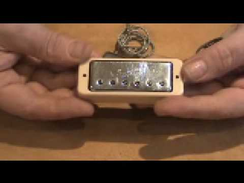 gibson les paul wiring diagram gas hot water heater thermostat installing mini humbuckers part 5 youtube