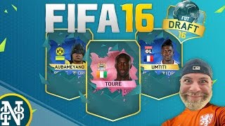 FIFA 16 FUT DRAFT challenge! BUILD A TEAM AND WIN ONLINE?!?! Ultimate Team