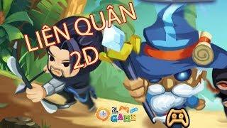 Liên Quân mobile 2D - Trò chơi trực tuyến - Game24H