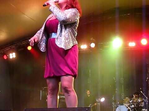 STOCKHOLM PRIDE 2010: SHIRLEY CLAMP - Min kärlek