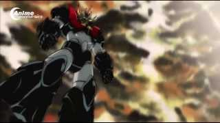 Mazinkaiser VS General of Darkness HD 1080p ( Full Battle )