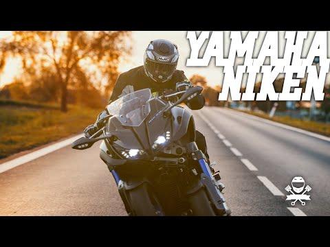 Yamaha Niken - Brzydki, Zły I Szybki. Trzy Koła W Motocyklu?!