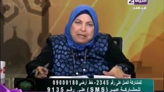 سعاد صالح: المرأة في الأصل تجلس في بيتها تدير شئونه وتربي الأبناء