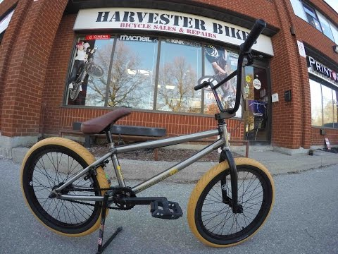 """2016 Fit Conway 1 20"""" BMX Unboxing @ Harvester Bikes"""