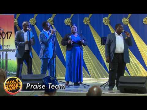 RCCG Praise Team: February 2017 Holy Ghost Party