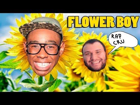 Tyler The Creator - Flower Boy - RapCru