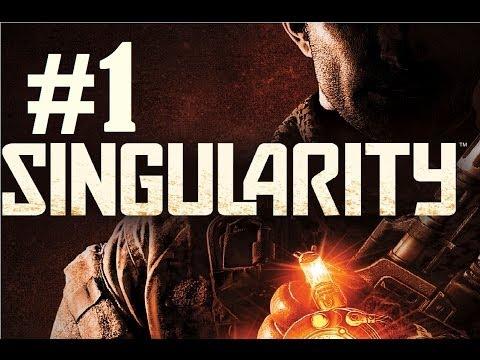 Singularity 2.0 // Bienvenidos a Katorga-12 // Walkthroug HD Parte 1