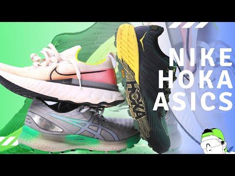 Running Shoe Full Reviews: Nike React Infinity Run Flyknit, Asics Gel-Nimbus Lite, & Hoka Speedgoat4