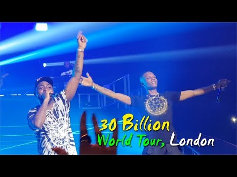 Highlights: DAVIDO 30 BILLION CONCERT, BRIXTON, LONDON
