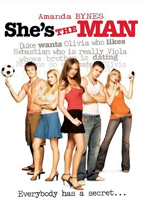 She's The Man Funny Moments : she's, funny, moments, She's, (8/8), Movie, Viola, (2006), YouTube