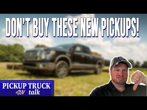 Buy them Used Instead! Here are the 2019 Best Used Pickup Truck Bargains