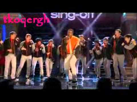 The Sing-Off: Battle (Afro-Blue vs Dartmouth Aires) A.B.=B|D.A.=A minus