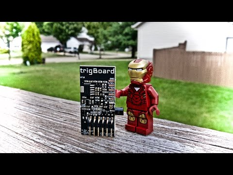The Ultimate DIY Home Security System – ESP8266 (trigBoard) + 4G LTE Modem – PART 1 Intro & Hardware