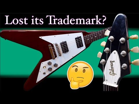 Gibson Lost the Flying V Trademark... but Does It Really Matter? | 2005 '67 Reissue Flying V Demo