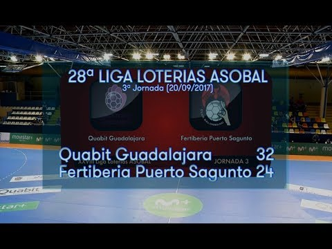 3ªJ Asobal | Guadalajara - Puerto Sagunto (32-24)
