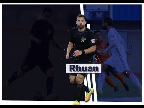 Rhuan Alvarenga Right Back (88) Highlights Season 2016/2017
