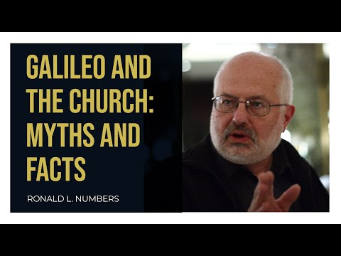 Galileu e a Igreja: mitos e fatos - Galileo and the Church: myths and facts. Prof. Ronald Numbers