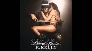 "R. Kelly - ""Cookie"" (CLEAN VERSION) [AUDIO]"