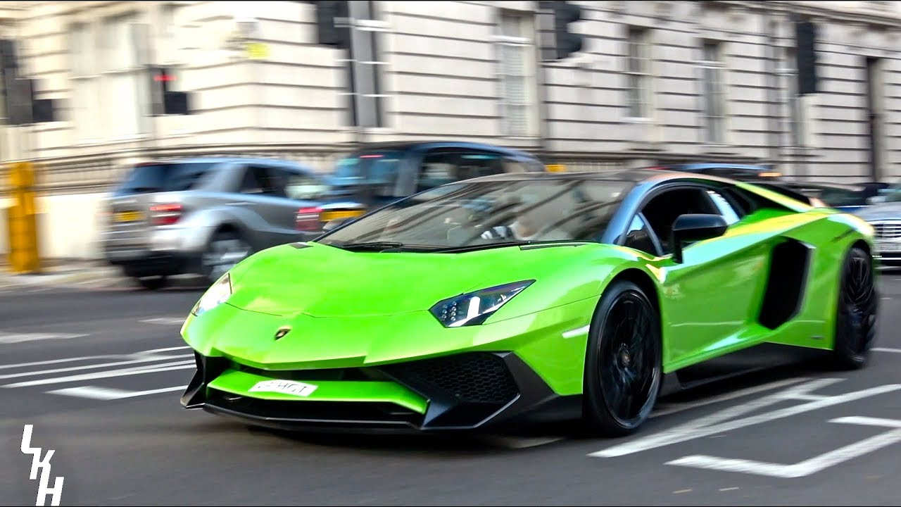 The Return of London Supercar Insanity! [LSI #91]