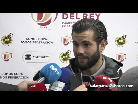 Declaraciones de Nacho tras el Unionistas- Real Madrid