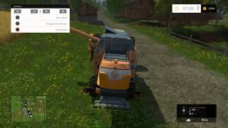FARMING SIMULATOR 2015 on xbox one (its here) ep 1