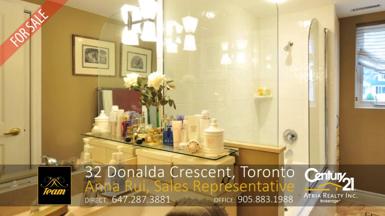 32 donalda crescent toronto home for sale by the aa team sales representatives