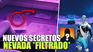 NEW SECRETS *NEVADA IN SUBMARINO* THEORIES FORTNITE BATTLE ROYALE
