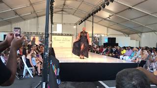 Thomas LaVone Fall 1 2020 Bermuda Fashion Festival 2019