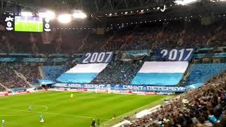 зенит - Тосно - 5:0  19.11.2017   Обзор матча Перфоманс 10 лет Чемпионству 2007 года