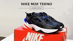 uk availability 6d38a d54b9 The Sneaker Unboxing  Una Nike alla moda sotto i 200€    NIKE M2K TEKNO -  Duration  3 13.