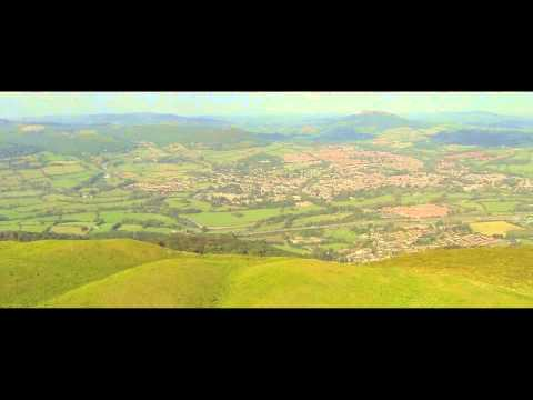 """Visit Abergavenny The Gateway to Wales"" promotional video"