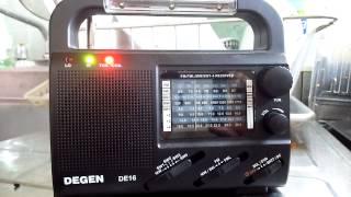 IBS茨城放送 FM補完中継局(94.6MHz) 試験電波発射中。