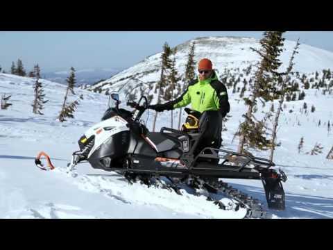Два колеса. Снегоход Lynx 49 Ranger 900 ACE