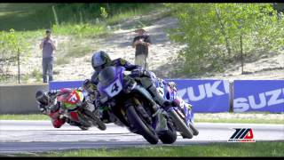 MotoAmerica SuperBike Awards Video