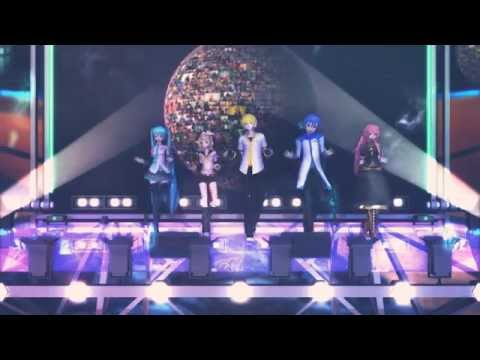[MMD] Pitch Perfect Cast, fans and Mike Tompkins' Starships cover