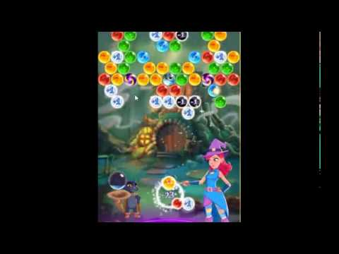 Bubble Witch Saga 3 Level 239 - NO BOOSTERS 🐈