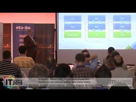 the Network Virtualization Platform for the Software-Defined Data Center (SDDC) - VMware NSX