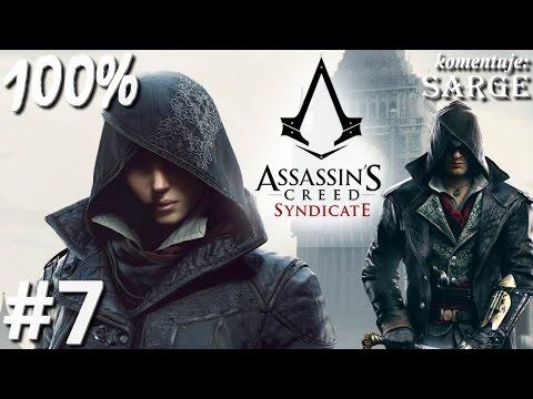 Zagrajmy w Assassin's Creed Syndicate (100%) odc. 7 - Dystrybucja podejrzanych lekarstw