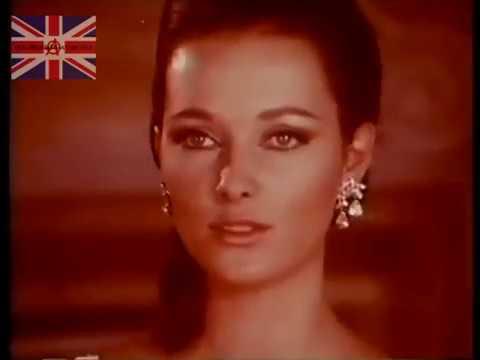 Max Factor Eye Make Up Advert 1969