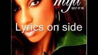 Mya-Ridin with lyric