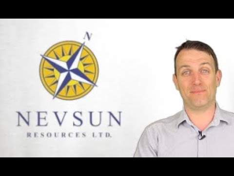 THANK YOU NEVSUN RESOURCES  - INVESTING THINGS TO LEARN