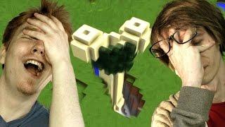 WBILIŚMY SIĘ KUTACHEM W KANION! | Minecraft #2 /w Eleven