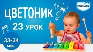 Изучаем дни недели. Развитие ребенка 2,5-3 лет по методике