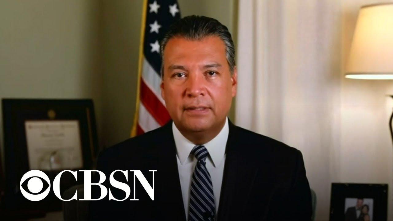 California Senate: Alex Padilla Will Replace Kamala Harris