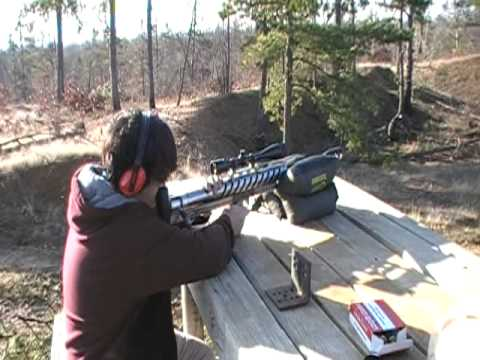 how to make a homemade sniper rifle that shoots