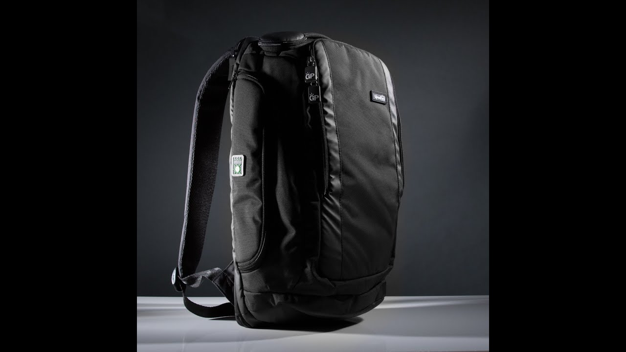 Palace Genius Backpack Black